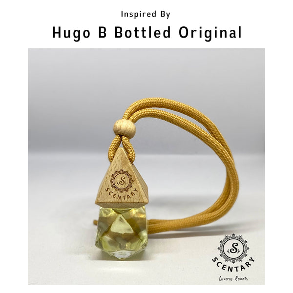 Hugo B Bottled Original | His Car Air-Freshener