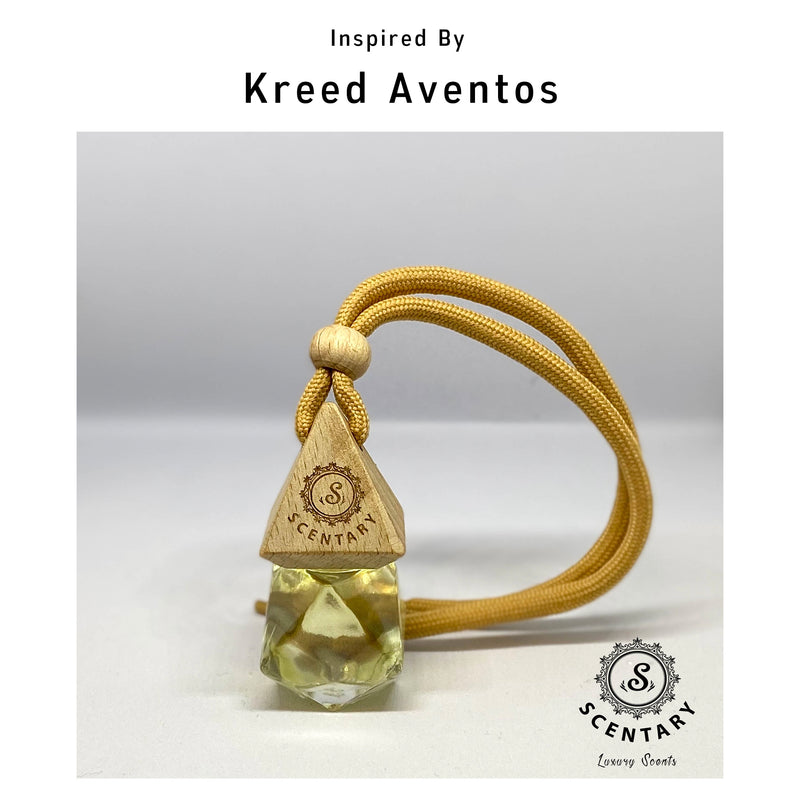 Kreed Aventos | His Car Air-Freshener