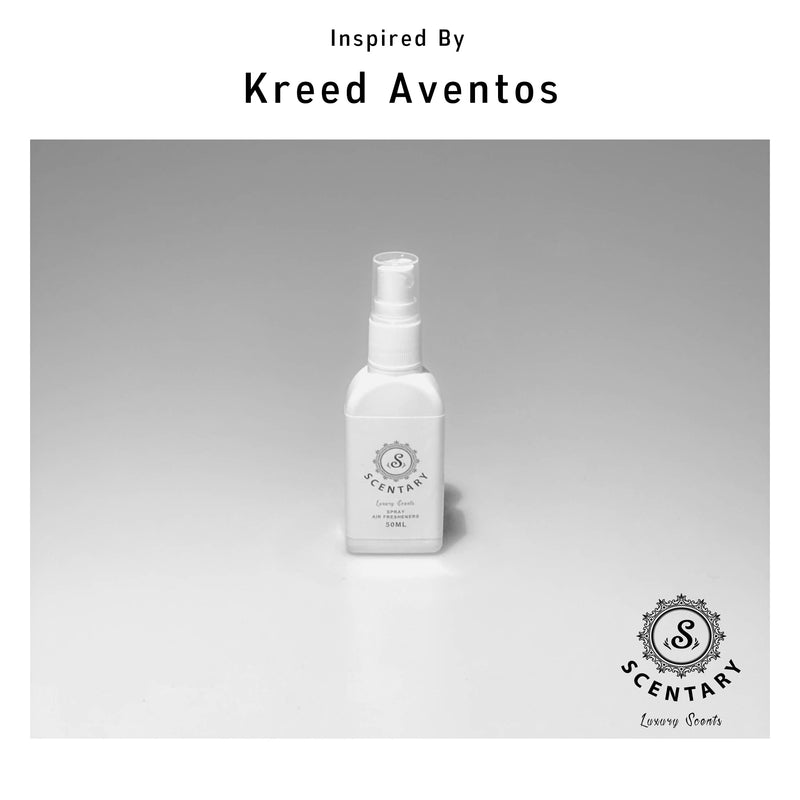 Kreed Aventos | Room, Car & Linen Spray