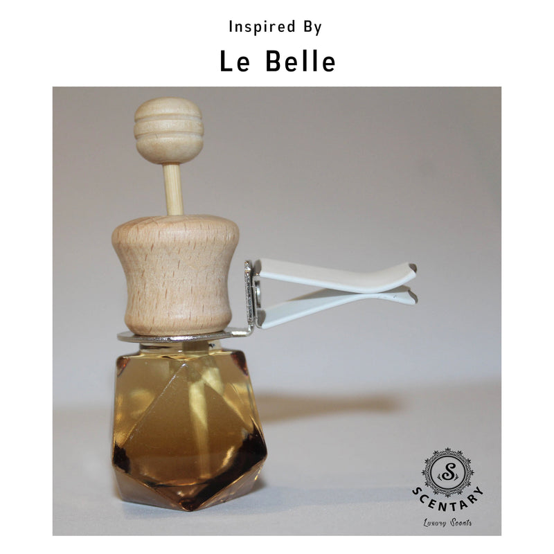Le Belle Her Car Air-Freshener Clip Special Edition