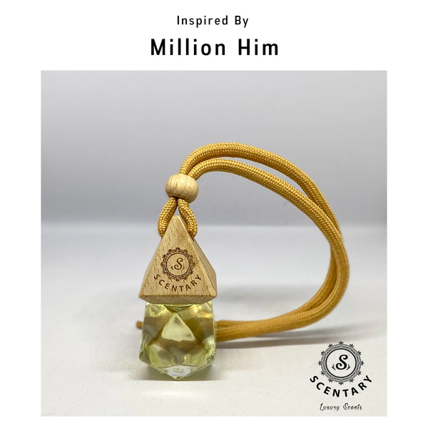 Million Him | His Car Air-Freshener