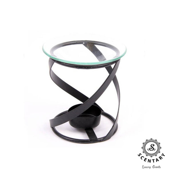 Double Spiral Metal Oil Burner