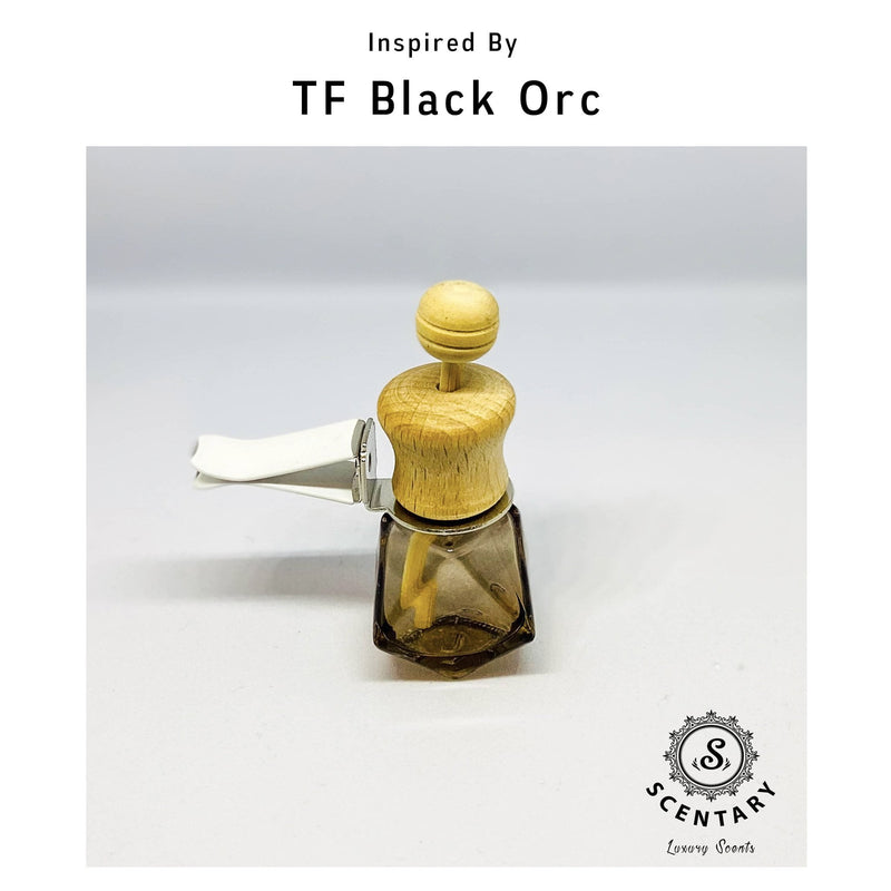 TF Black Orc | His Car Air-Freshener Clip Special Edition