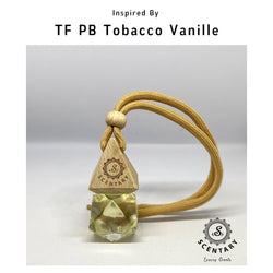 TF PB Tobacco Vanille | His Car Air-Freshener