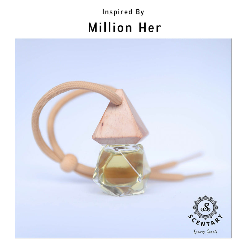 Million Her I Her Car Air-Freshener