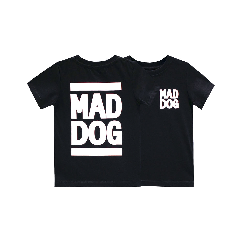 MAD DOG BOYS SMALL PRINT TEE