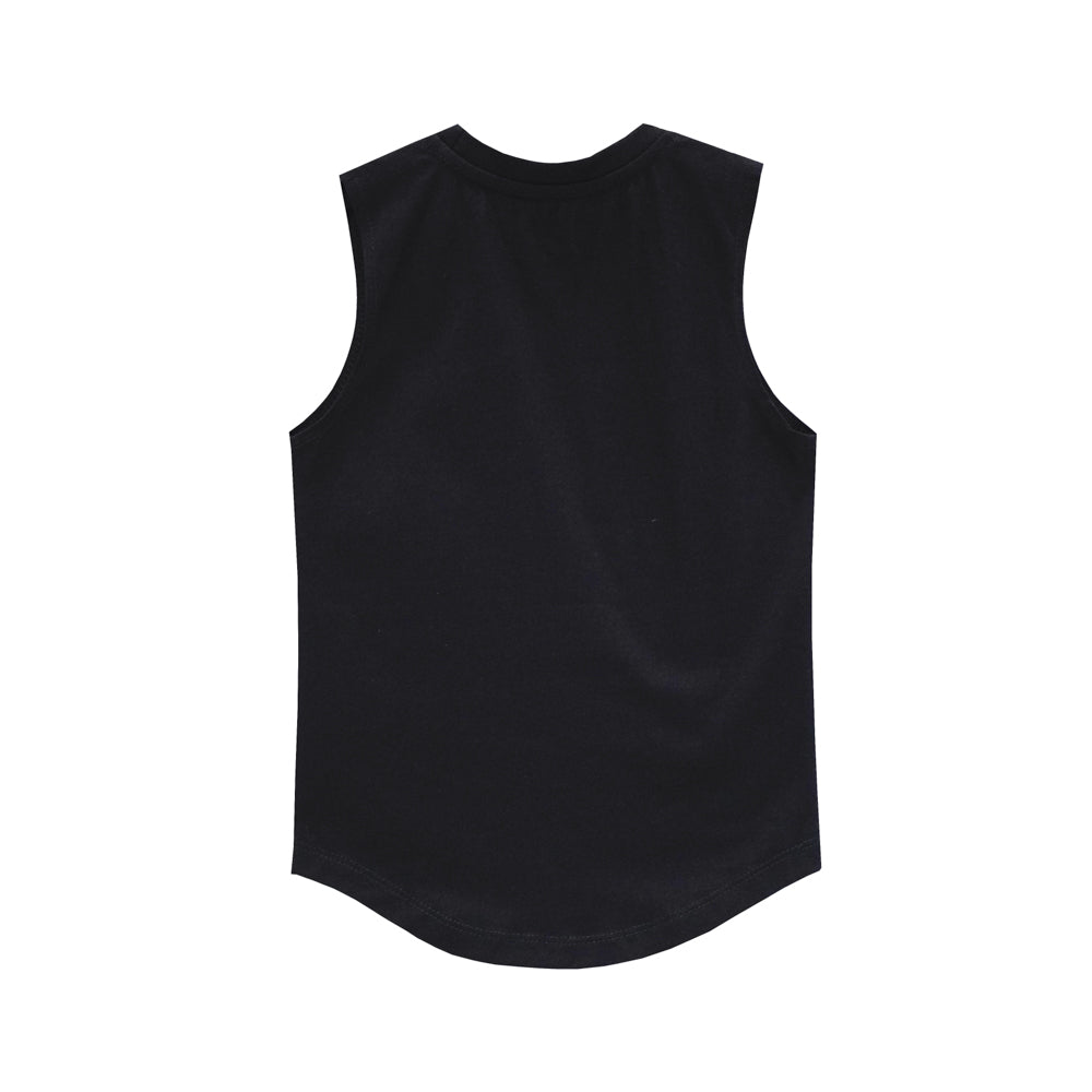 LIL GROM BOYS MUSCLE TEE