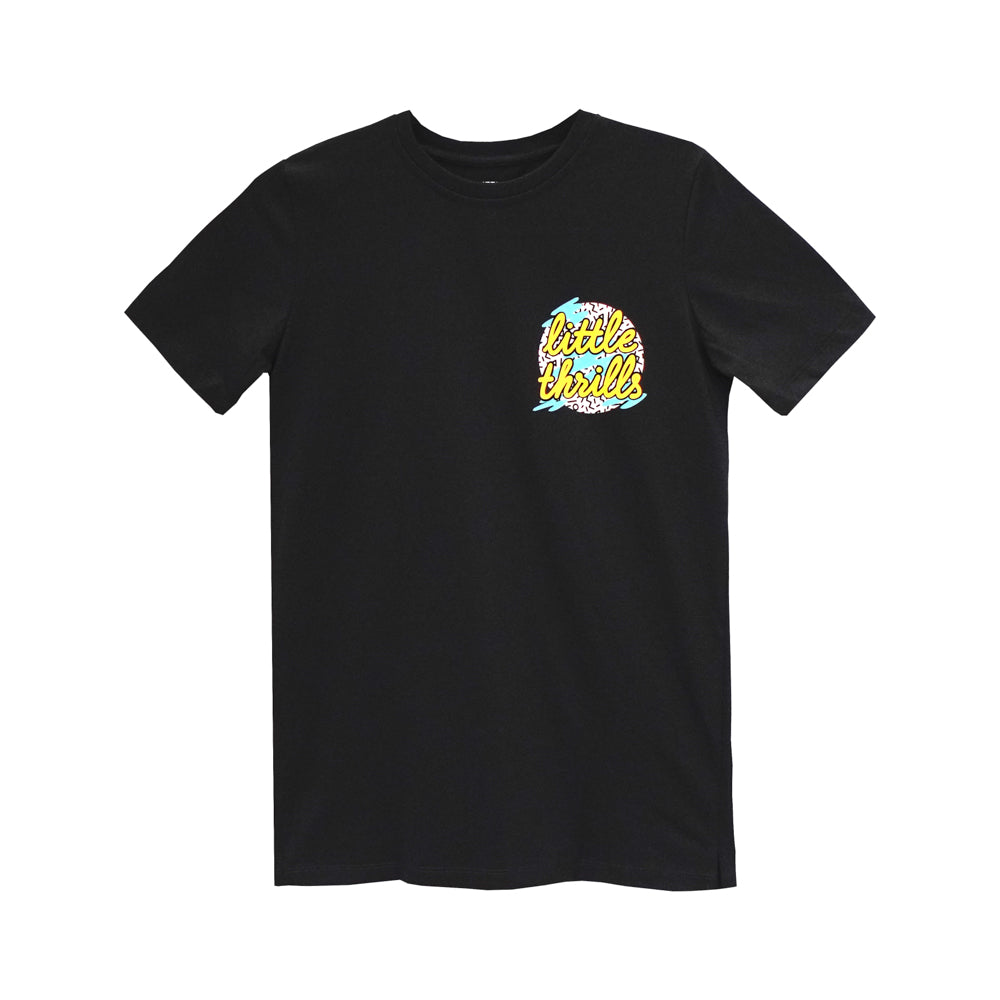 RETRO THRILLS BIG BOYS SMALL PRINT TEE