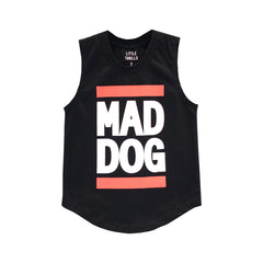 MAD DOG BOYS MUSCLE TEE