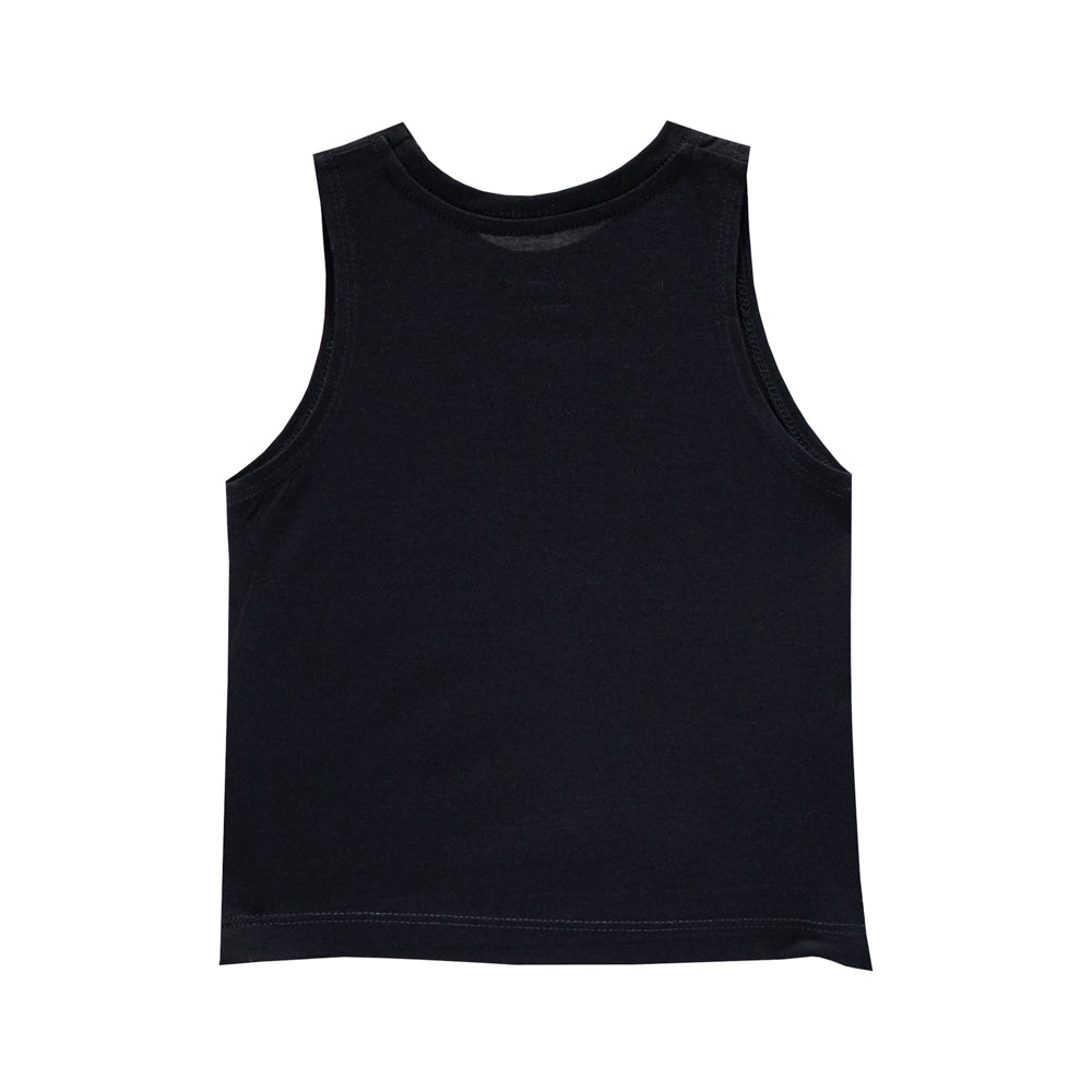 DATE MODELS GIRLS CROP SINGLET