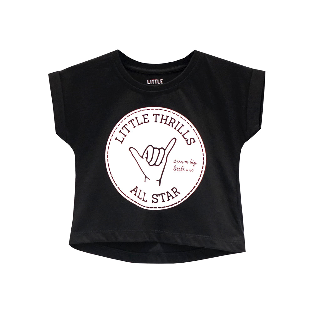 ALL STARS GIRLS TEE