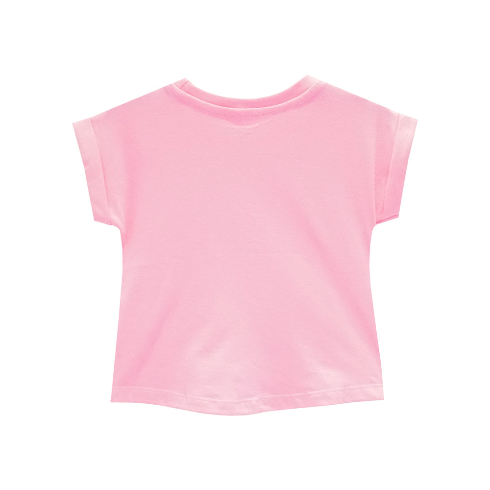 PRINCESS LIFE GIRLS TEE PINK