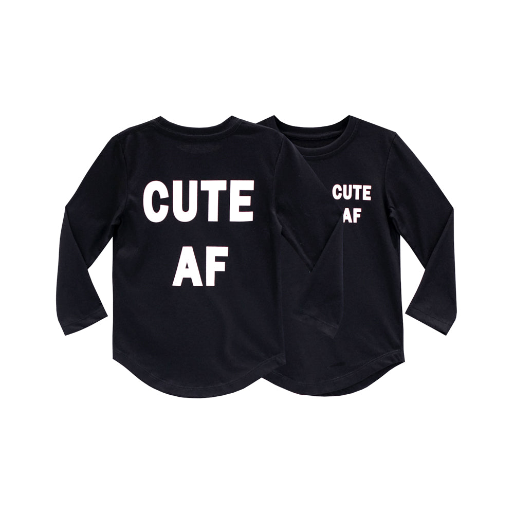CUTE AF BOYS LONG SLEEVE