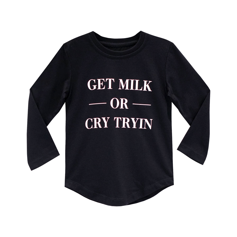 GET MILK BOYS LONG SLEEVE