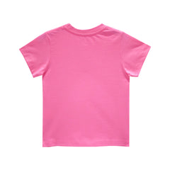 YEAH THE GIRLS STANDARD TEE PINK