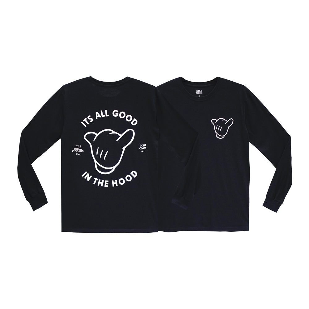 ITS ALL GOOD MENS LONG SLEEVES