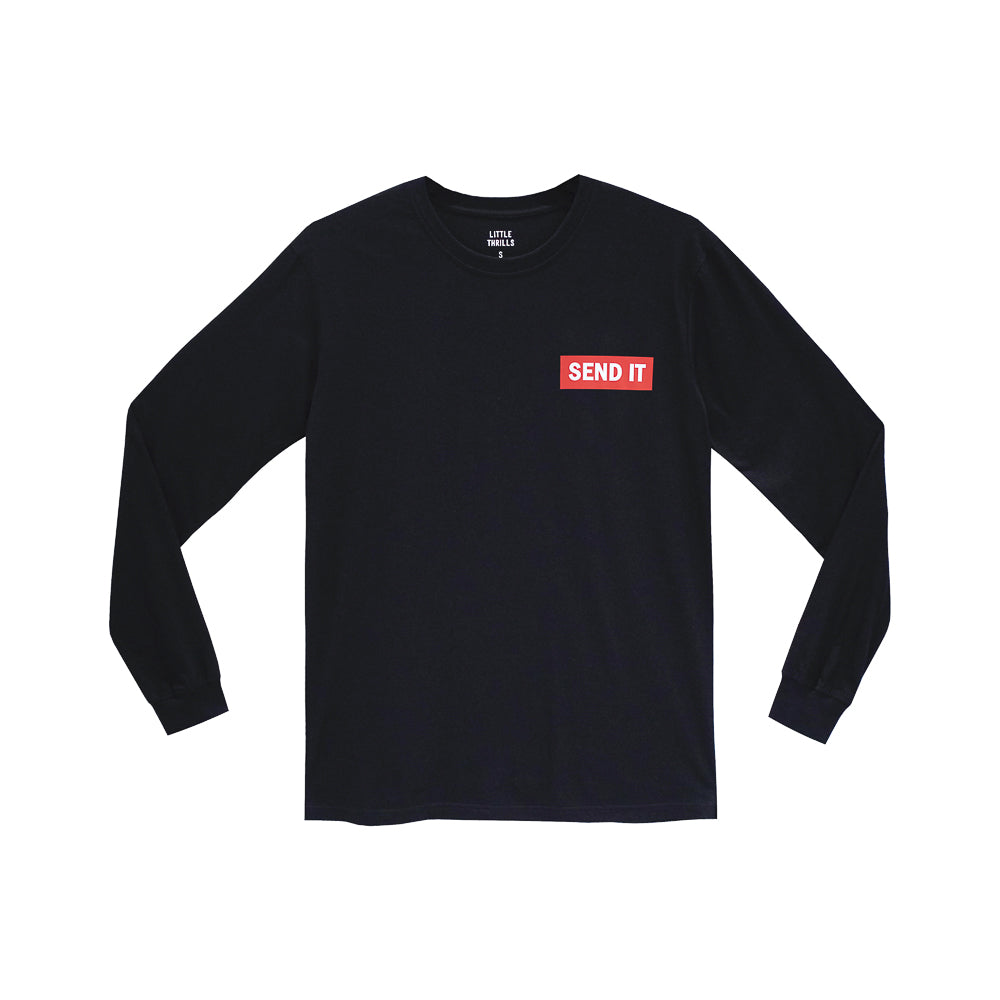 SEND IT MENS LONG SLEEVES
