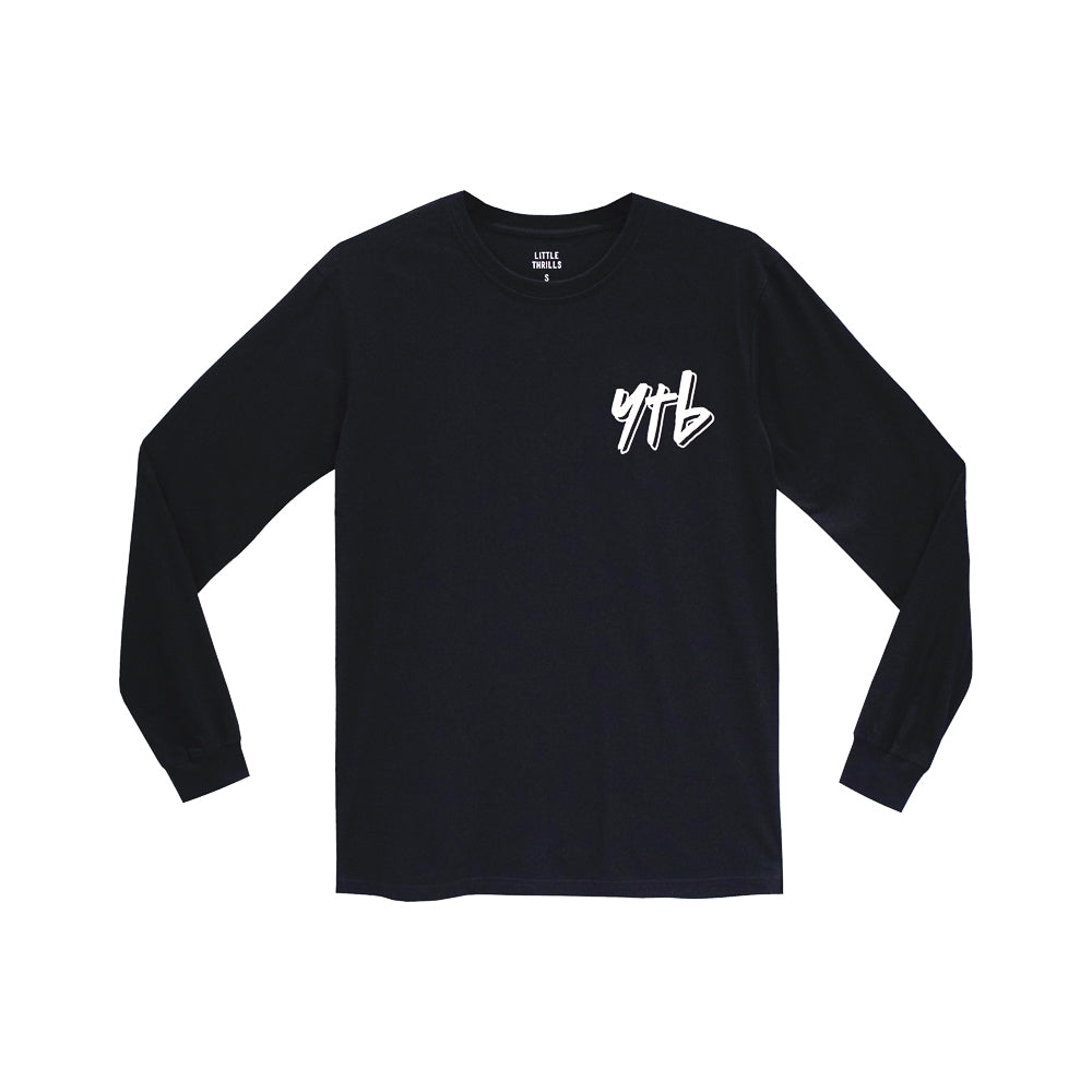 YEAH THE BOYS V2 MENS LONG SLEEVES