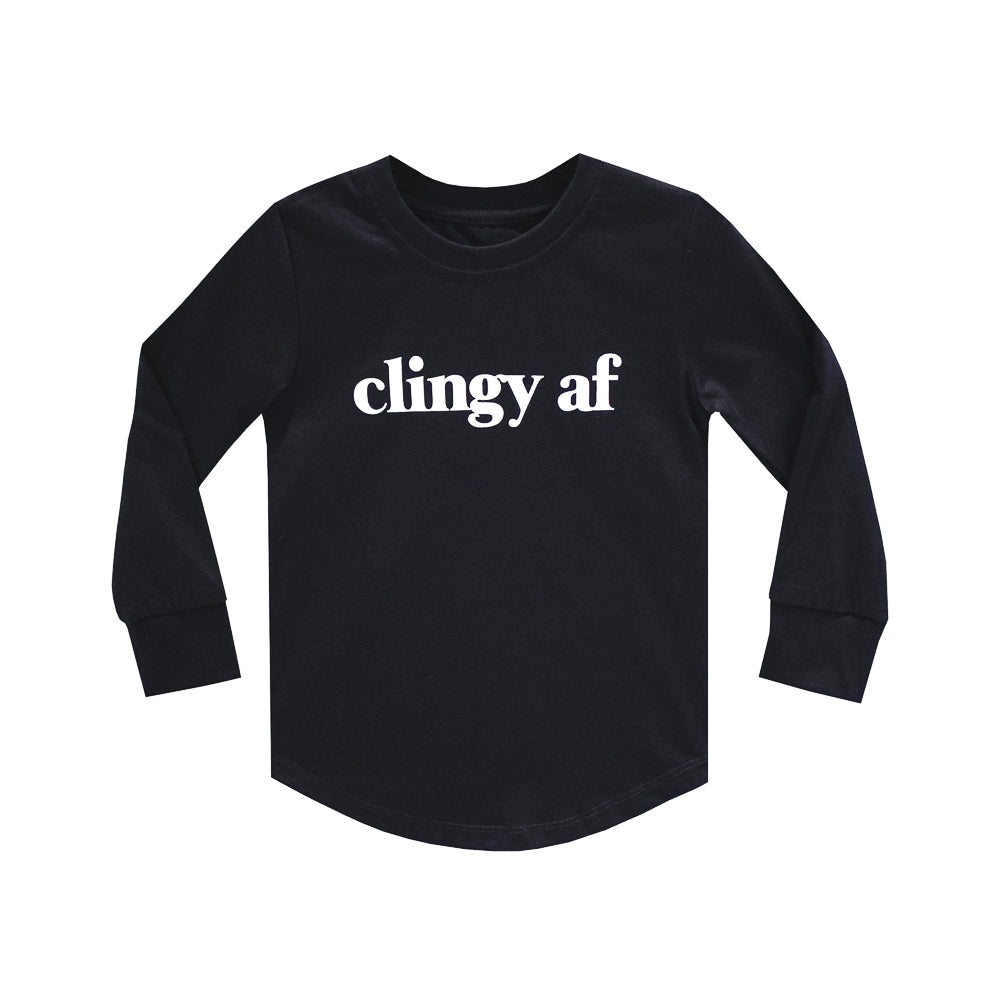 CLINGY AF BOYS LONG SLEEVE