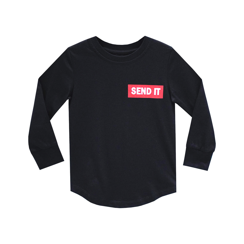 SEND IT BOYS LONG SLEEVE