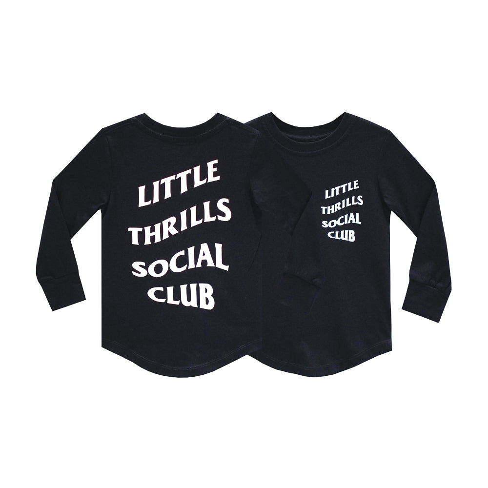 SOCIAL CLUB BOYS LONG SLEEVE