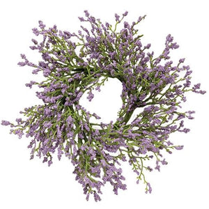 "Array Astilbe Candle Ring 3""/10"" Purple"