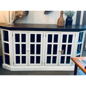 White Display Console -  Sideboard