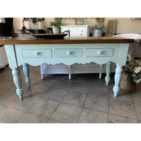 Distressed Sideboard Buffet