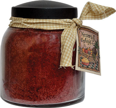 Cinnamon Twist Papa Jar Candle