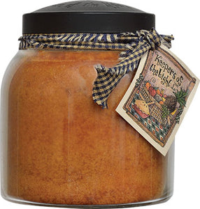 Banana Nut Bread Papa Jar Candle