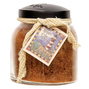 Warm & Gooey Cinnamon Buns Papa Jar Candle