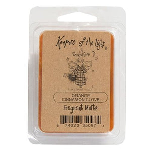 Orange Cinnamon Clove Wax Melts