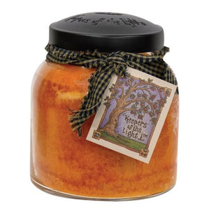 My Sweet Clementine Papa Jar Candle