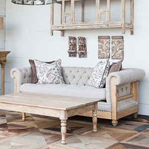 Hillcrest Tufted Sofa