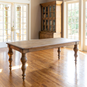 Old Traditions Pine Dining Table