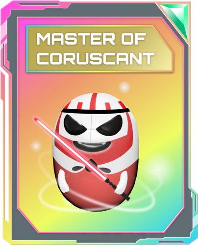 Get Master of Coruscant