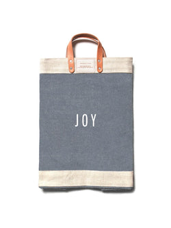 Joy Market Bag + Apolis