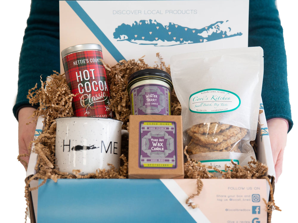 Cozy Home Gift Box