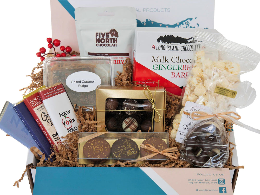 HOLIDAY PICK: Deluxe Long Island Chocolate Gift Box