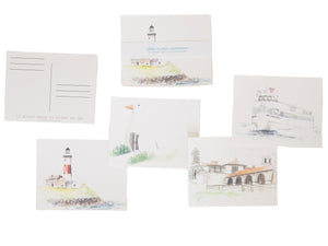 Dolce Press Long Island Postcard Set
