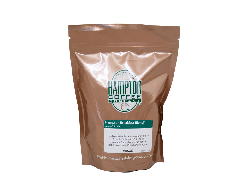 Hampton Coffee Company - Hampton Breakfast Blend Coffee