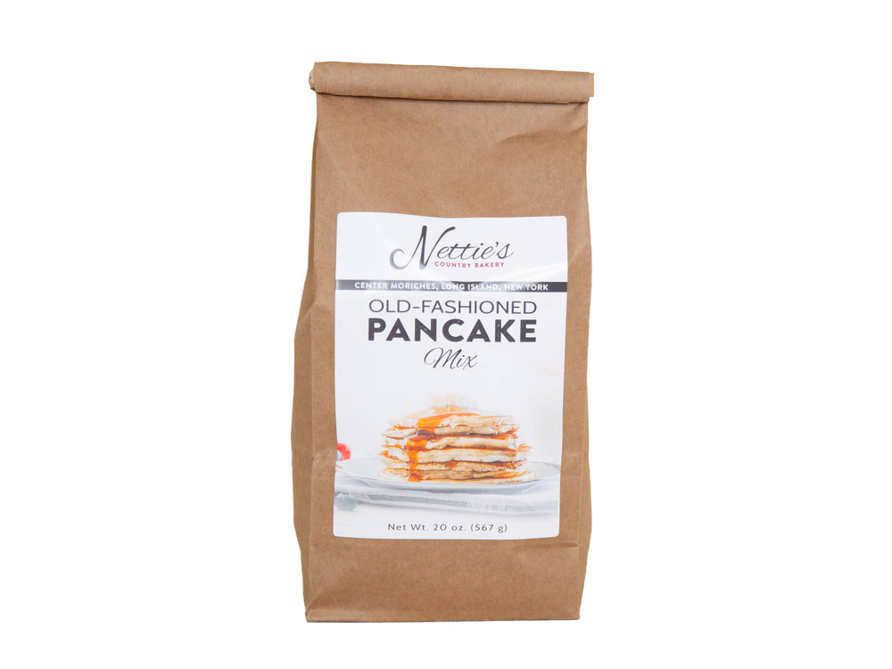 Nettie's Pancake Mix