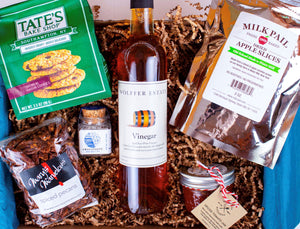 Long Island Hamptons Food Gift Box