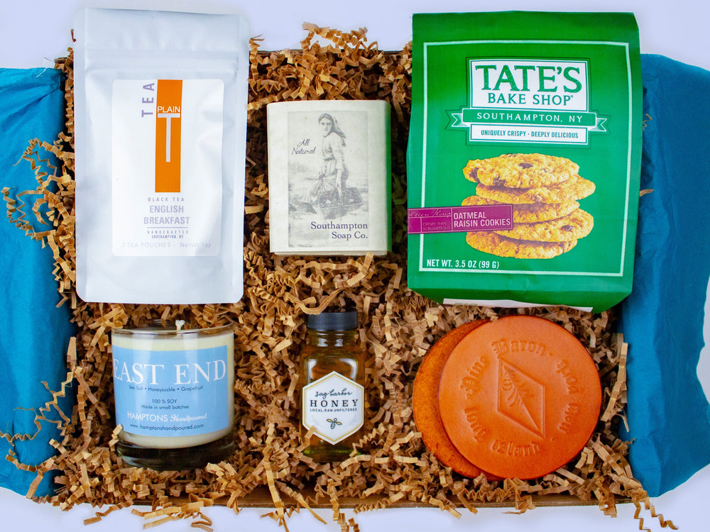 The Hamptons House Long Island Gift Box