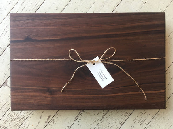 Stick & Stone- Wooden Cheeseboard/Serving Board