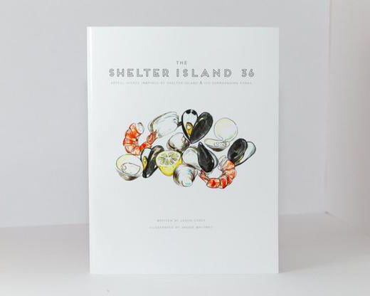 SOLD OUT The Shelter Island 36 Cookbook