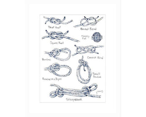 Nautical Knot Long Island Art