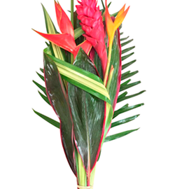 63 H YEAR ROUND BOUQUET | TROPICAL FLOWERS