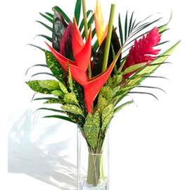 HANNA BOUQUET | TROPICAL FLOWERS