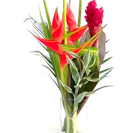 VOLCANO BOUQUET | TROPICAL FLOWERS